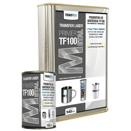 PRIMER TF 100 METAL (900ML) - TRANSFIX