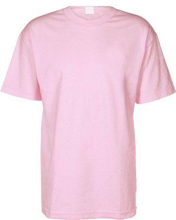 Camiseta Poliester Rosa - INFANTIL