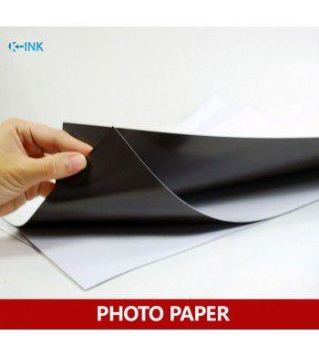Papel Fotográfico Magnetico A4 5 Folhas 700Gr -