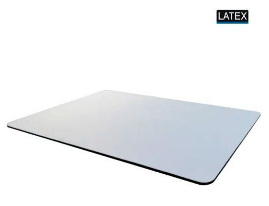 MEGA MOUSE PAD DE LATEX RETANGULAR - 25x35cm - 5 UNIDADES