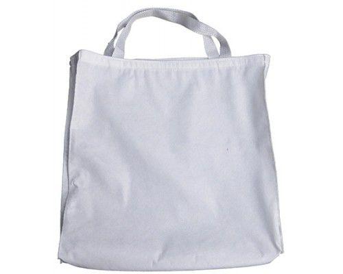 Sacola Eco Bag Tecido Pet 120G P/ Sublimação 30X35 CM (1 UN)