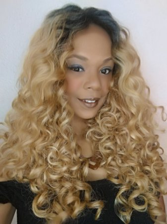 ISIS COLLECTION BROWN SUGAR SEAMLESS LACE FRONT WIG – BS505 VIENNA