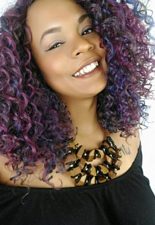 Mane Concept Brown Sugar Glueless Lace Front Wig BSG208 Roma (cor: OS/SANGRIA)