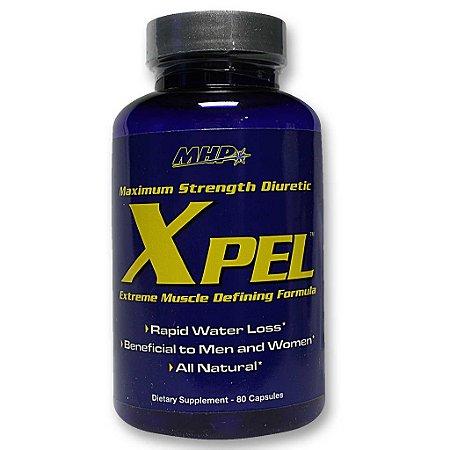 XPel - Diurético Maximum Human Performance -80 Cápsulas