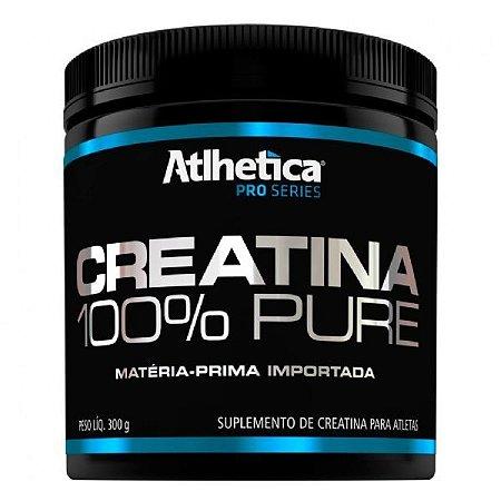 Creatina Pro Series 100% Pure (300g) - Atlhetica Pro Series