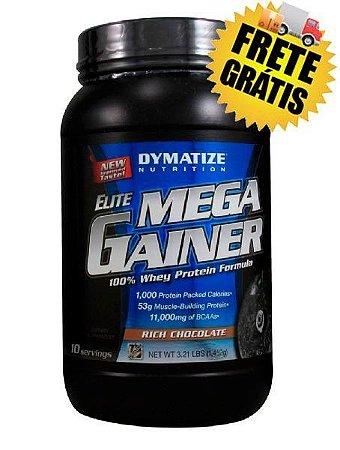Elite Mega Gainer 3,11 Lb (1.412g)- Dymatize