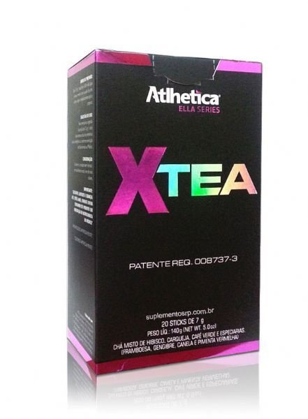 X-Tea Ella Series [20 Sticks] - Atlhetica