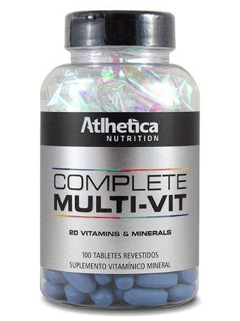 Complete Multi-Vit (100Tabs) - Atlhetica