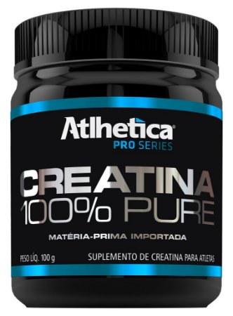 Creatina Pro Series  100% Pure (100g) - Atlhetica
