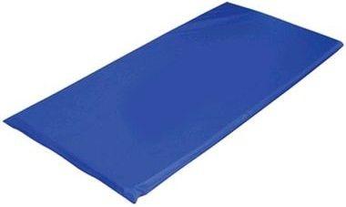 Colchonete maior de Academia - cor azul da TURBO FITNESS