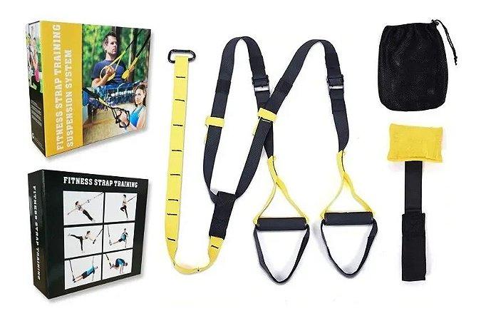 Fita De Treinamento Suspenso tipo Trx para Funcional e CrossFit