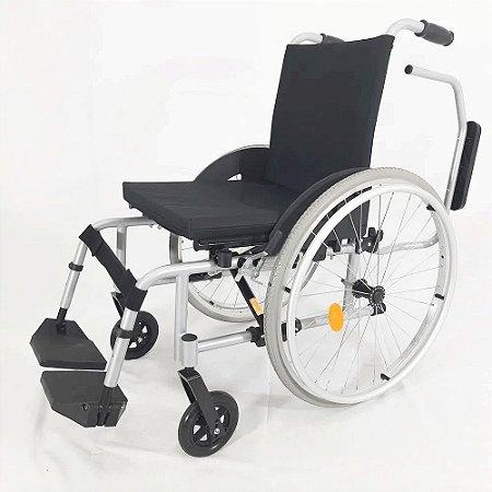 Cadeira De Rodas Start C1 Tamanho:45,5cm Polior