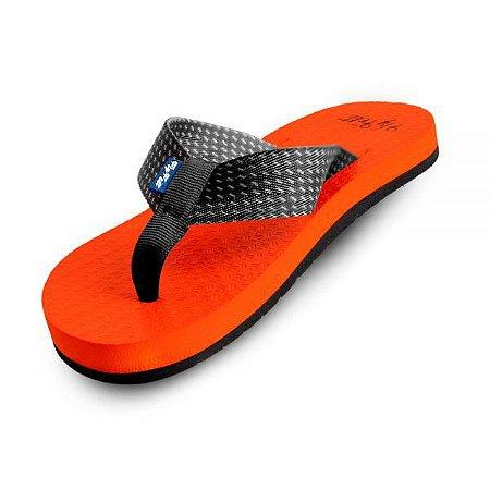 Chinelo Ortopédico Fly Feet Orange Racing AC44 Orthopauher