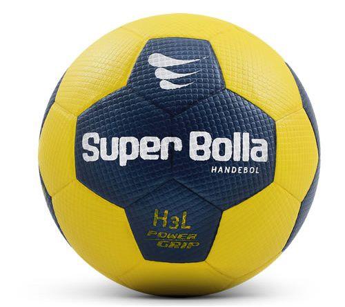 BOLA HANDEBOL MATRIZADA H3L SUPER BOLLA