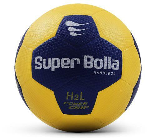 BOLA HANDEBOL MATRIZADA H2L SUPER BOLLA