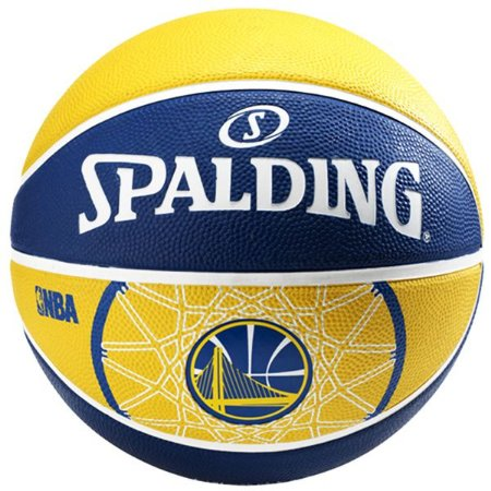 BOLA DE BASQUETE GOLDEN WARRIORS SPALDING