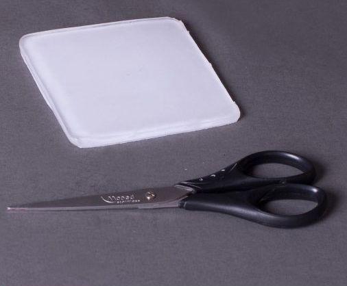 Placa de Gel sem adesivo (10x10cm)