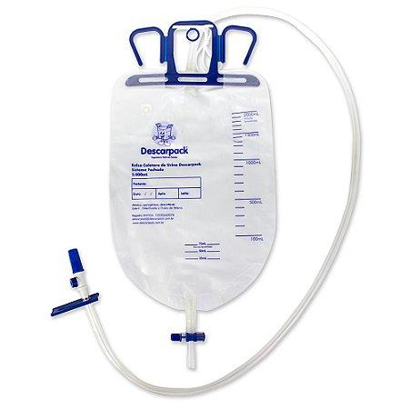 Bolsa Coletora de Urina 2 litros DESCARPACK