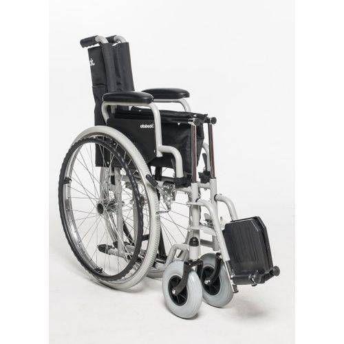 Cadeira De Rodas S1 Ottobock Aço 42,5cm Cinza