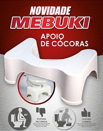 Apoio de Cócoras Branco Mebuki