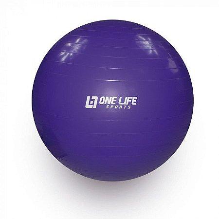 Bola Suíça Para Ginástica One Life 65cm