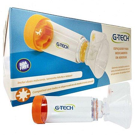 Espaçador Para Medicamento Em Aerossol G-Tech