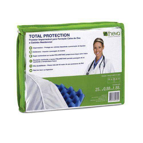 Protetor Impermeável Para Colchão - Total Protection Copespuma