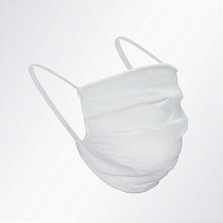 Máscara Dupla Descartável TNT Com Elástico Reabilit Unidade