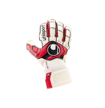 LUVA DE GOLEIRO UHLSPORT ERGONOMIC ABSOLUT GRIP
