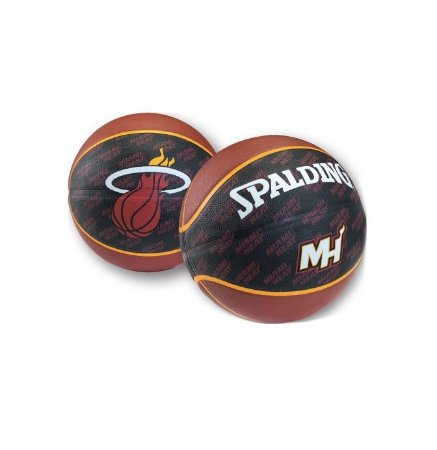 BOLA DE BASQUETE NBA TEAM SERIES OUTDOOR HEAT