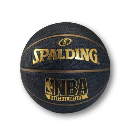 BOLA DE BASQUETE HIGHLIGHT SERIES OUTDOOR GOLD