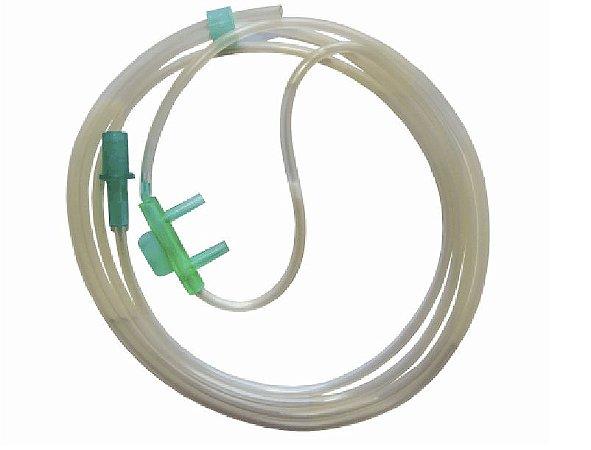 Cateter Para Oxigênio Tipo Óculos Estéril Unidade Medsonda