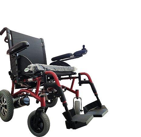 Cadeira Motorizada 20 Vermelha Polior