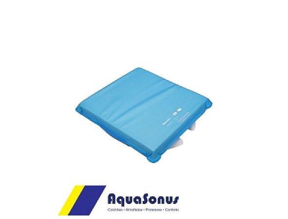Forração Orto Almofada Estofada Impermeável P/ Cadeira Banho