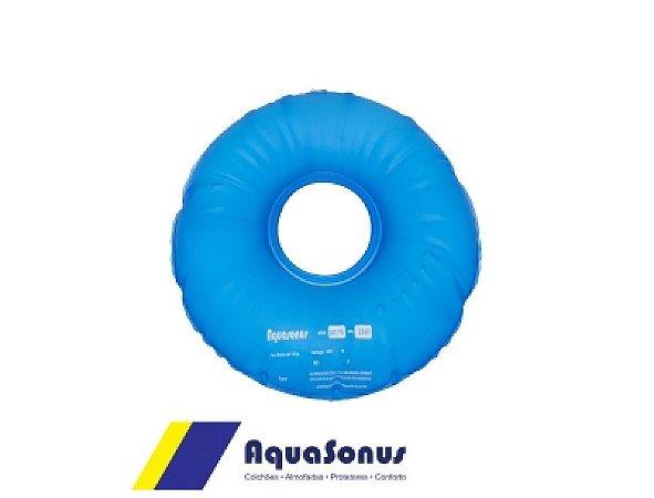 Forração Orto Almofada D'Água Redonda Com Orifício Aquasonus