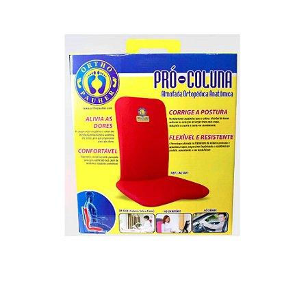 Almofada Ortop.Pro Coluna (Ac-001) Cinza
