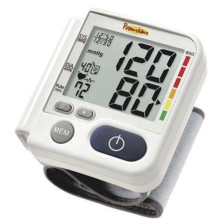 Aparelho de Pressão de Pulso Digital Premium LP200 Com Selo