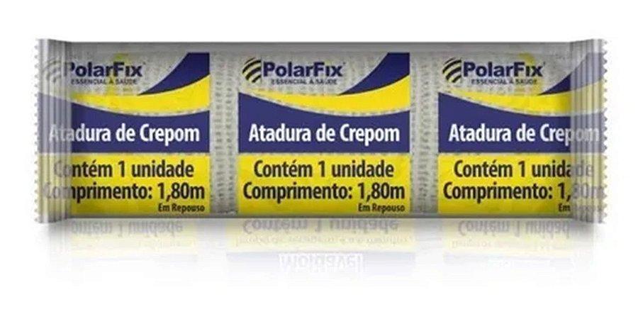 Atadura Crepe 13 Fios 10Cm X 1,8M C/12 - Polarfix