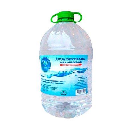 Agua Destilada P/Autoclave 5000Ml Cpoh