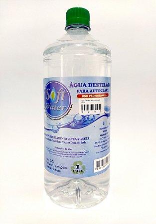 Água Destilada para Autoclave 1L CPOH