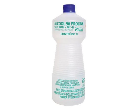 Alcool 96,0% 1000Ml Prolink