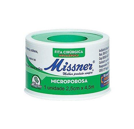 Micropore 2,5 Cm X 4,5Mts
