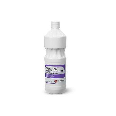 Riohex 2% 1000Ml Degermante