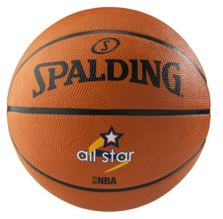 BOLA DE BASQUETE NBA GAMETIME SERIES OUTDOOR ALL STAR