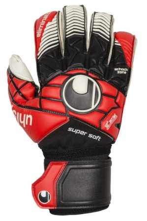 LUVA DE GOLEIRO UHLSPORT ELIMINATOR SUPERSOFT RF
