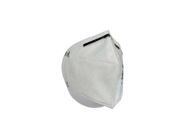 Máscara Hospitalar Respirador Descartavel Dobravel PFF-2 9920H - 3M