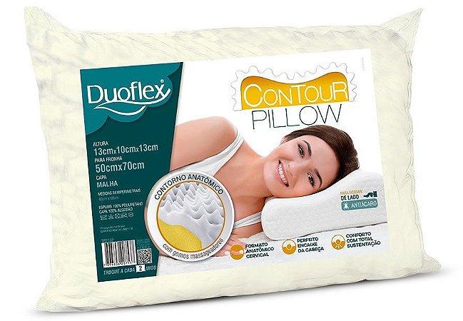 Travesseiro Contour Pillow Duoflex
