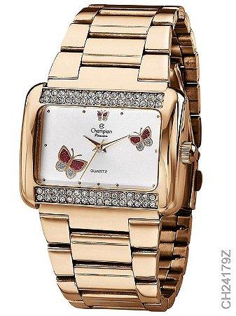 Relógio Champion Rosé CH24179Z