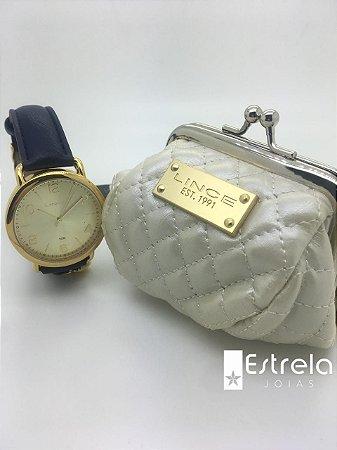Relógio Lince Analógico LRC4451LC2DK