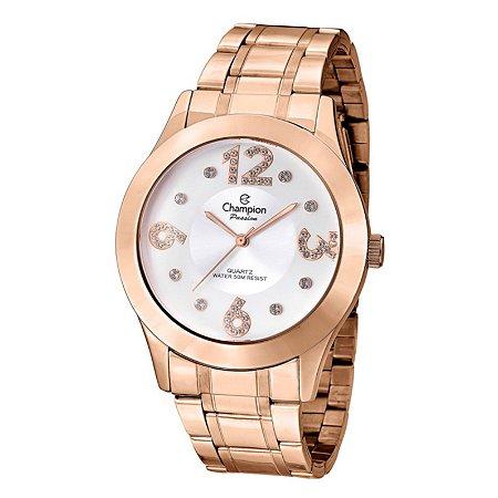 Relógio Champion Feminino Analógico Rosé CN29178Z